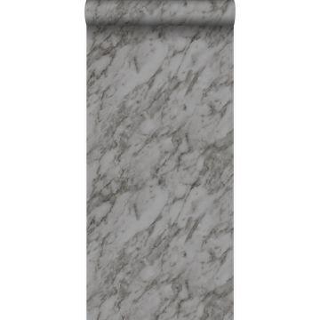 behang marmer grijs