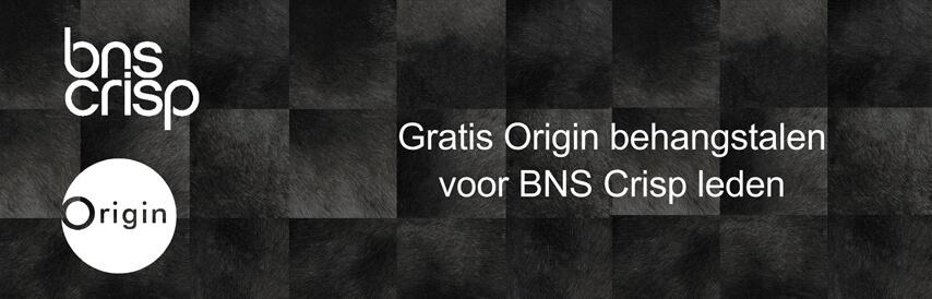 Origin voor BNS Crisp leden