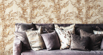 Lodge Origin luxury wallcoverings